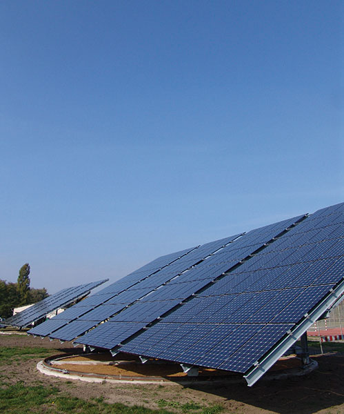 Photovoltaic Installation Large